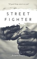 The Street Fighter by Gemini1002