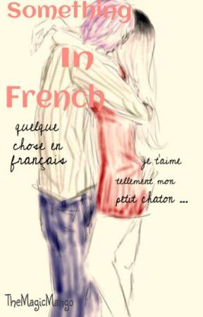 Something in French [Tsukiyama Shuu X Reader] by TheMagicMango