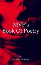 MVF's book of  poems  by marissavfosterr