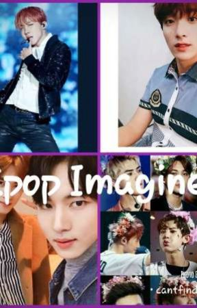 Kpop Imagines, Reactions, Scenarios - Bts seeing you naked for the
