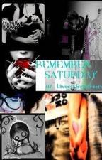 Remember Saturday (Myrtle Sarrosa and Kit Thompson <3) by liveralonechizm