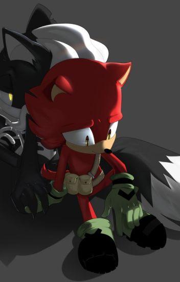 A Trembling Child - A Sonic Forces Fanfic Infinite x Gadget