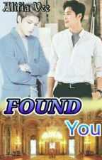 FOUND YOU by alifia_vee