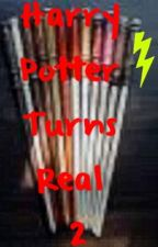 Harry Potter Turns Real Book 2-Harry Potter Fan Fic by SabrinaRoberts