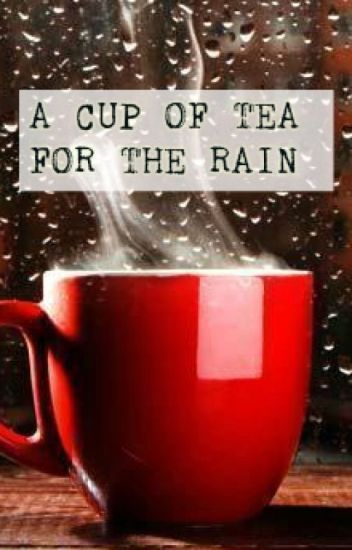 Charming A CUP OF TEA FOR THE RAIN   QUOTE BOOK