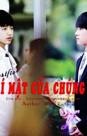 Shortfic : BÍ MẬT CỦA CHÚNG TA. by LamKyuuu