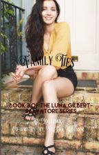 Family Ties~ Luna Gilbert-Salvatore(2) by lolitzmoi