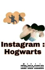 Instagram : Hogwarts by coffee-books-choco