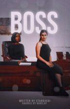 Boss by starrxgui