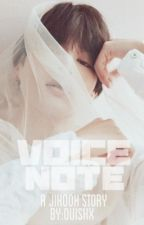 •Voicenote ||Jikook by Ouishx