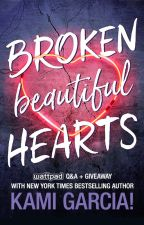 Broken Beautiful Hearts - Q&A With Author Kami Garcia by Romance