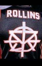 My QueenSlayer❤️👸🏼⇸ Seth Rollins  by dxddyrollins