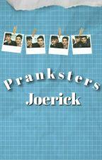 Pranksters ↬ Joerick by inthedxrk