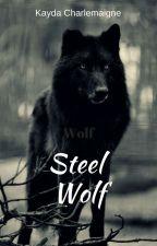 Steel Wolf by KaydaCharlemaigne