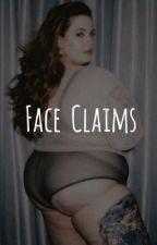 PLUS SIZE 👸 face claims by strangebluemagic