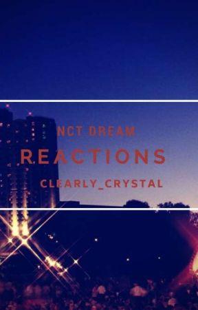NCT (Dream) IMAGINES/REACTIONS /Scenarios? ❤️ - He chooses his ex