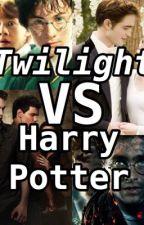 Twilight vs Harry Potter by LaurenLucyPaz