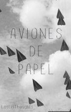 Aviones de papel by LostInThoughts_