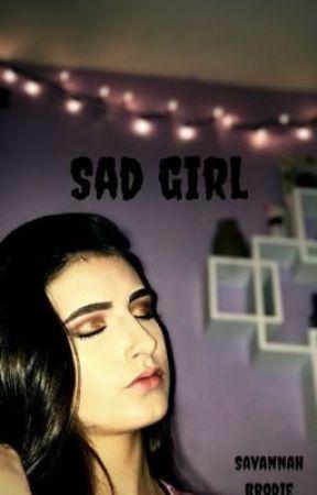 sad girl. by hellboysav