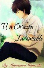 Un Corazón Indomable ~[Ren y Tú]~ Super Lovers by MiyasawaMiyazaki