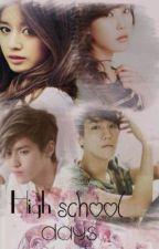 High School Days (Exo + T-ara Fanfiction) by KpopAznNguyenxD