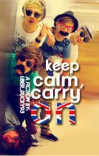 Keep Calm, Carry On. (One Direction) by uber_ducky93
