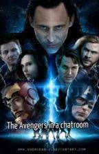 Avengers In A Chatroom by coco41687