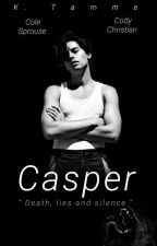 Casper  by -hurricanely