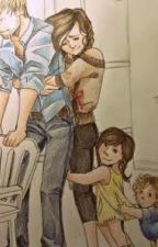 The Mellark Family, the first child -K by BreathXLivingXMusic