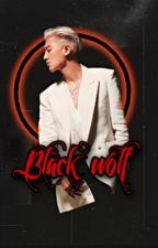 Black wolf || by tagrrd22