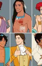 Disney genderbend x reader( REQUEST OPEN)  by gen1567