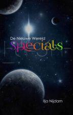De Nieuwe Wereld Specials by CIRaccon