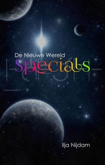 De Nieuwe Wereld Specials