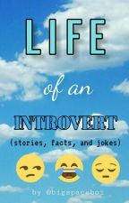 Life of an Introvert ( Stories, Jokes, and Facts ) by kodachromeX