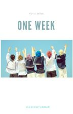 One Week [Na Jaemin] by jaeminmyanmar