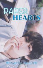 [VMIN][KOOKMIN][H]PAPER HEARTS by Junnie29