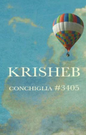 Storia di KRISHEB by Vinpeel