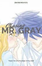 Chasing Mr. Gray by izuminomikoto