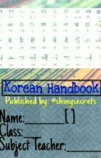 Korean Handbook by yeahseventeen