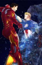 "AU Stony|| Avengers assemble ""Secret wars"" (M- preg) by buhoEx_Stonyfan"