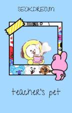 teacher's pet - namjin by SEOKDREAM