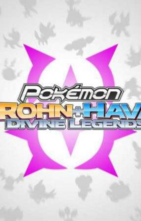 Pokemon Orohn + Havai: Divine Legends by LadyYoguishi