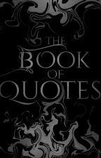 The Book of Quotes by veturius_noavek