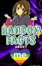 ♤Random Facts About Me♤ by FieryFox--