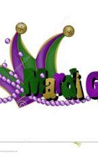 Mardi Gar by Jasmineadotey