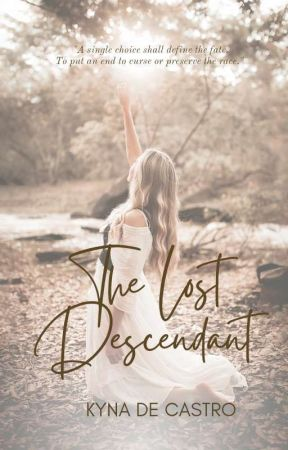 The Lost Descendant by msshygirl_21