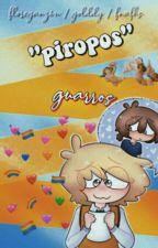 Piropos guarros. ;; Golddy FNAFHS by Floddy_