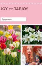 Joy ≥≥ Taejoy by papawnim