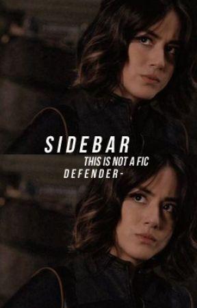 Sidebar by defender-