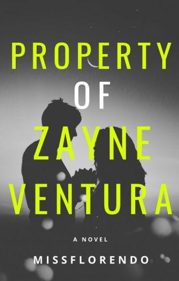 Property of Zayne Ventura [COMPLETED]